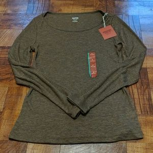 NWT Mossimo Supply Co. Long Sleeve Tee